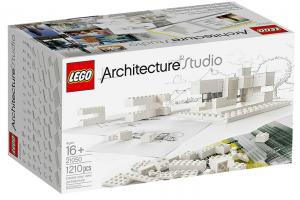 建築家を志す人のためにデザインされた新セット「LEGO Architecture Studio」
