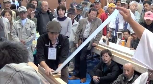 日本の大工の職人技は世界も好む!