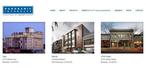 マイクロ・アパートメント「SmartSpace」