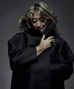 photo: Steve Double © Zaha Hadid Architects