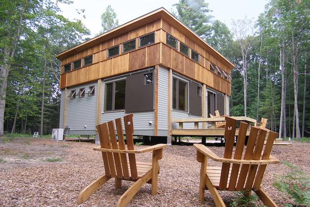 プレハブ住宅の良いところと木造住宅の良いところを組み合わせた