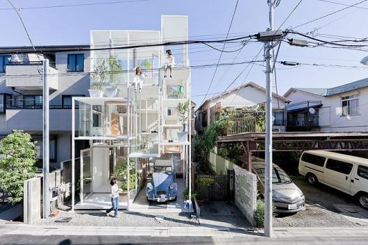 日本の現代建築もフランス人が撮影すると目線が違う!?