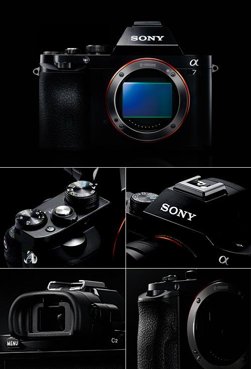 薄暮に住宅写真が簡単に取れるカメラ・Sony A7s