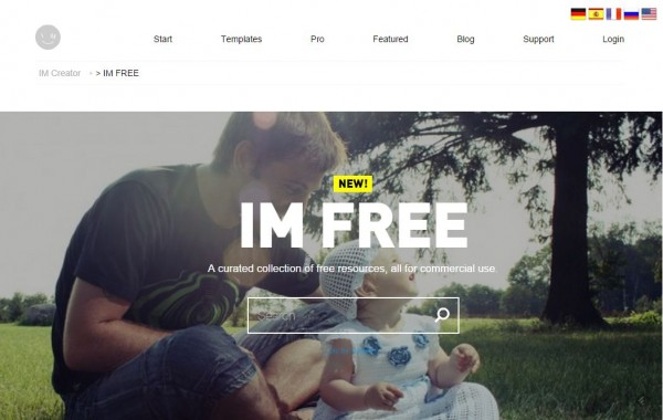 http://www.imcreator.com/free