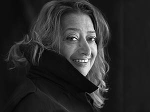 photo: Brigitte Lacombe © Zaha Hadid Architects