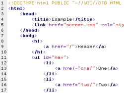 250px-Html-source-code3