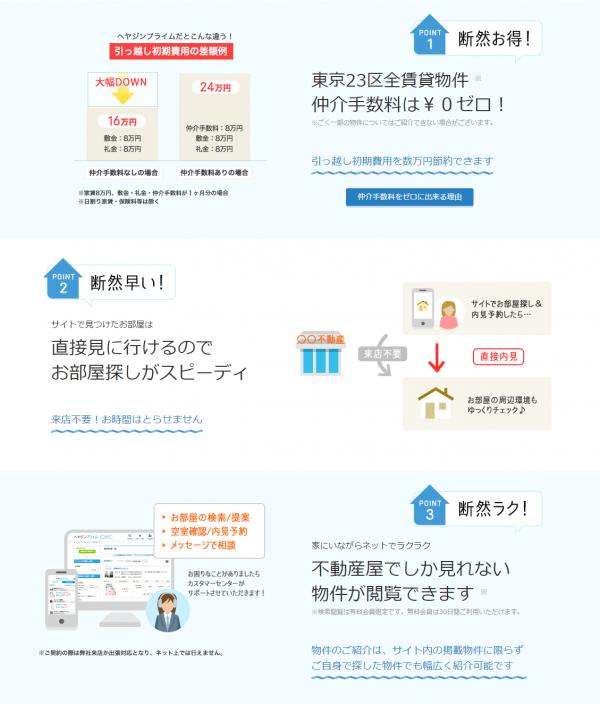 注文住宅にも活かせる!賃貸仲介手数料0円「ヘヤジンプライム」から学ぶ情報公開の仕方