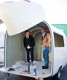 建築家のモバイル住居 ¥4,860,000税込