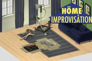 """""""組み立て家具""""をゲーム化『Höme Improvisåtion』"""