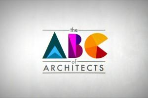アルファベット順に有名建築家を紹介「The ABC of Architects」