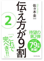 『伝え方が9割』の佐々木圭一さんのメルマガがオススメ!