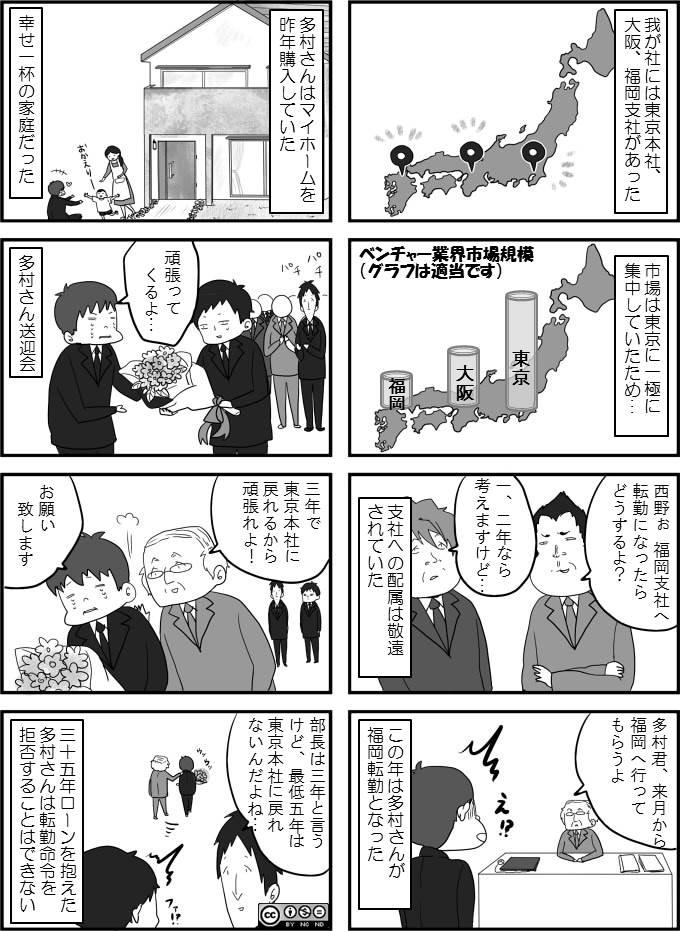 ブログ「日系パワハラ」に共感できるところが多い人は、会社の文句を口に出す前に転職した方がいい。