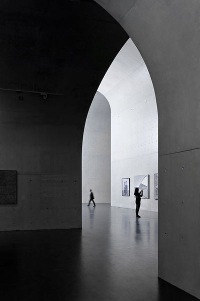 Su Shengliang, susl_photography@126.com, Long Museum West Bund, Cultural building, Atelier Deshaus, Shanghai, China, 2014/4/4