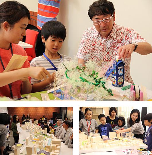 建築家の伊東豊雄さんが講師を務める「子ども建築塾」が、TA(ティーチング・アシスタント)募集中!