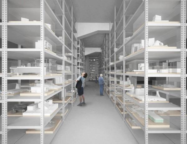 オープンが待ち遠しい寺田倉庫の『建築倉庫ミュージアム』