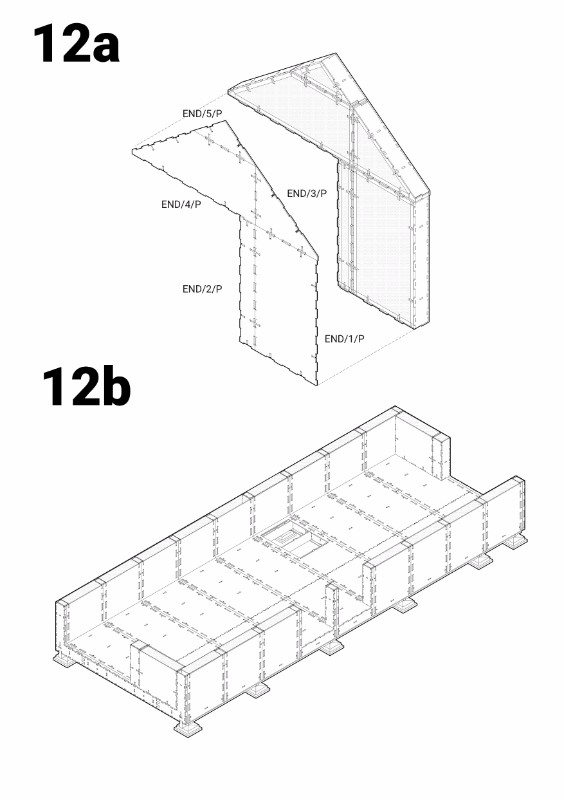 3Dプリンター住宅ではなく、デジタル・ファブリケーション住宅ですね。