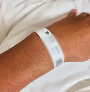 急性虫垂炎で入院していました。